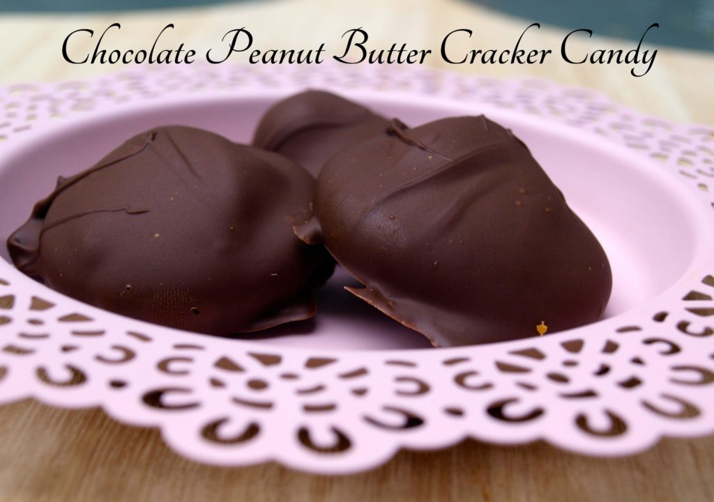 Chocolate Peanut Butter Candy - createwithclaudia.com