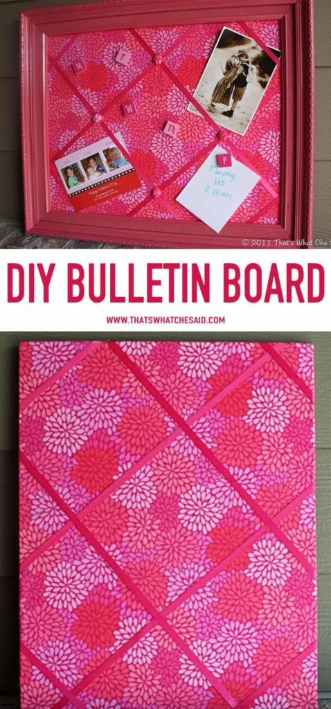 Fabulous Cork Board Transformations