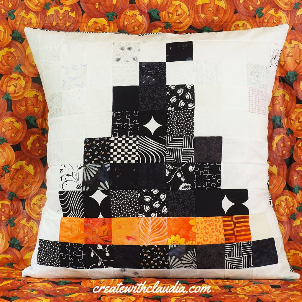 Witch's Hat Pillow Pattern