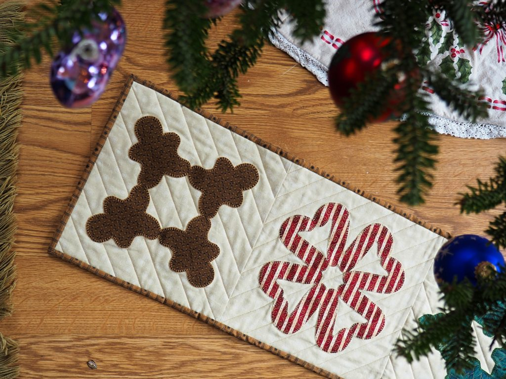 Cookie Cutter Cutout Quilt