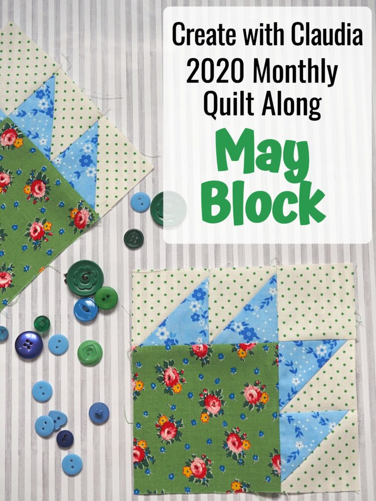 May Mystery Block Instructions