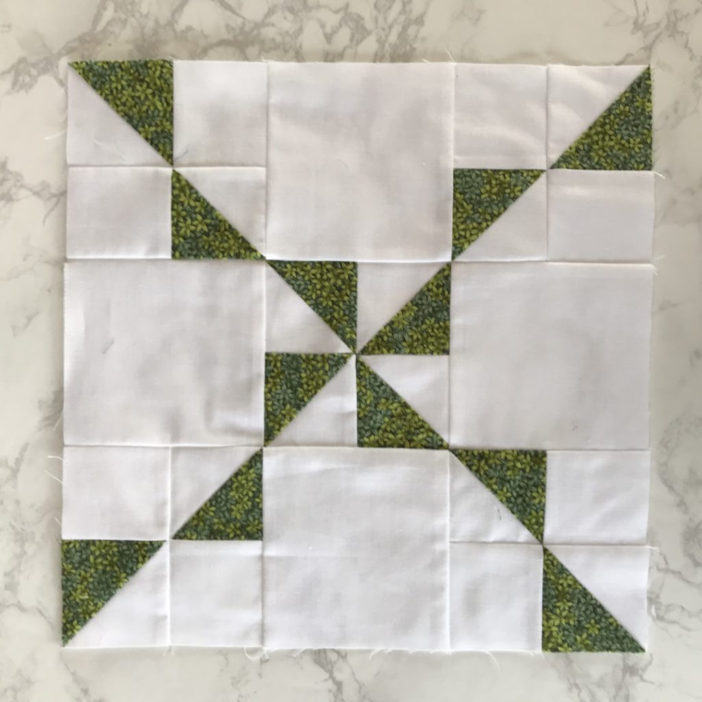 May Monthly Color Challenge Block